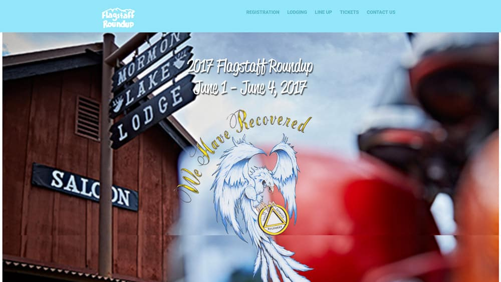 Flagstaff RoundUp - Flagstaff, AZ: WordPress CMS / Website Design / SEO / PPC / Social Media / Lead Conversion Optimization / Email Marketing / Event Marketing / Ecommerce
